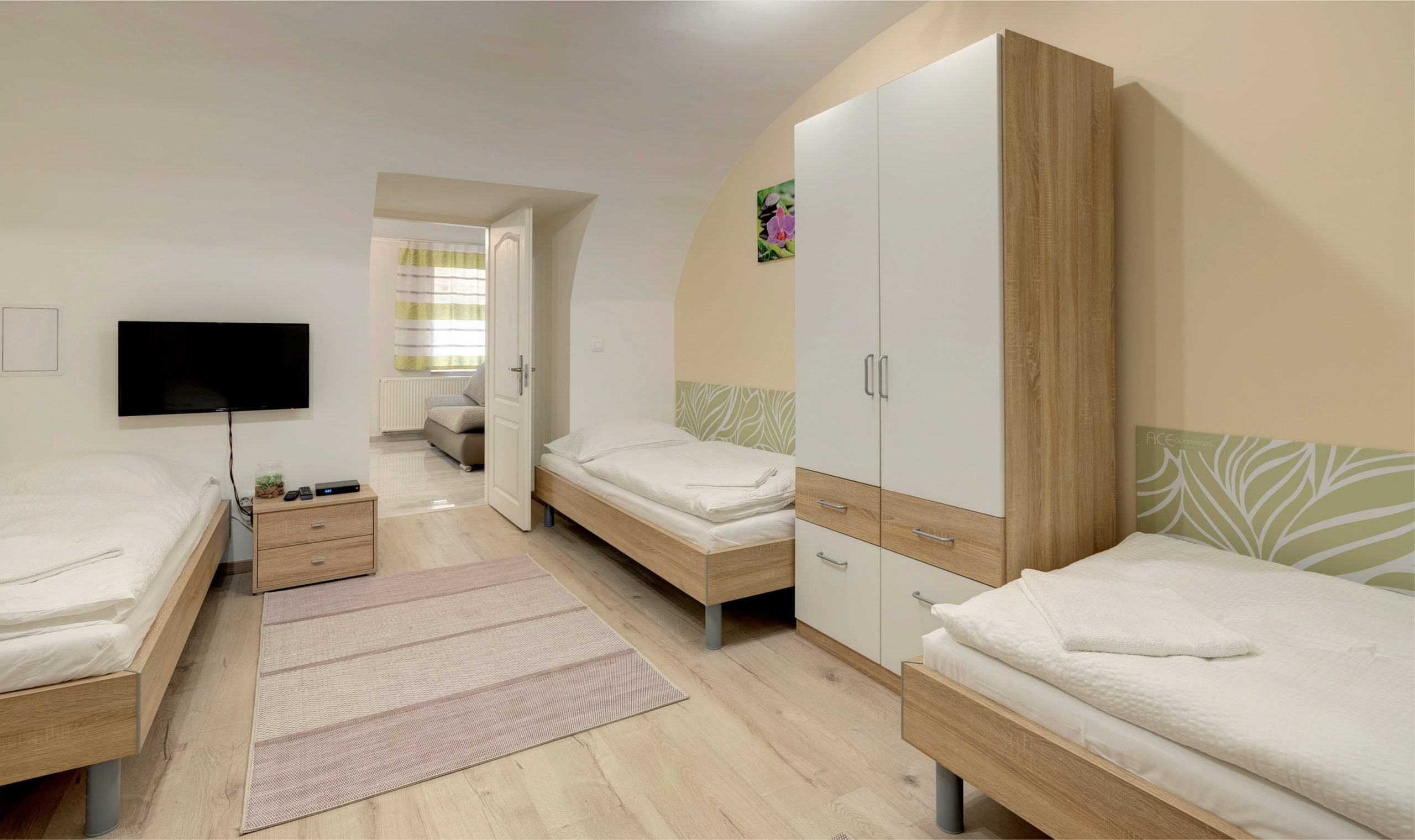Udvari Apartman szoba 2