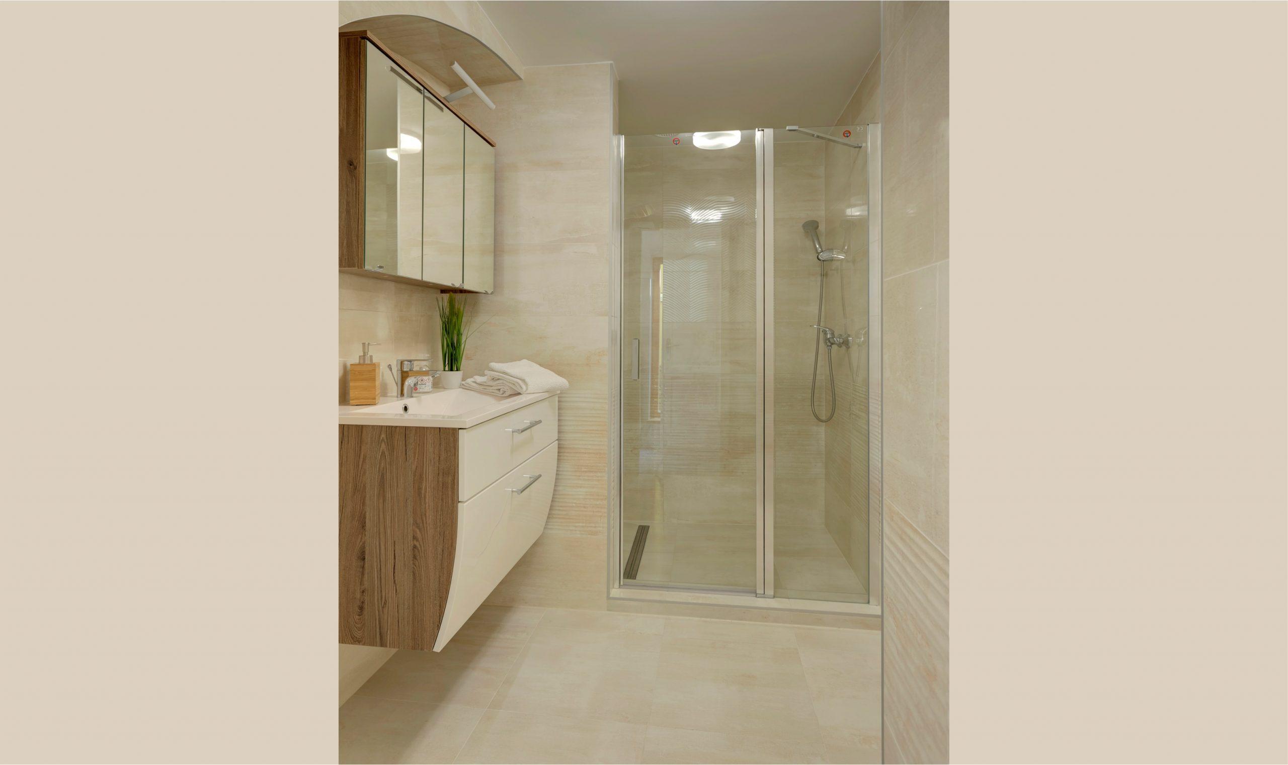 Udvari Apartman fürdőszoba
