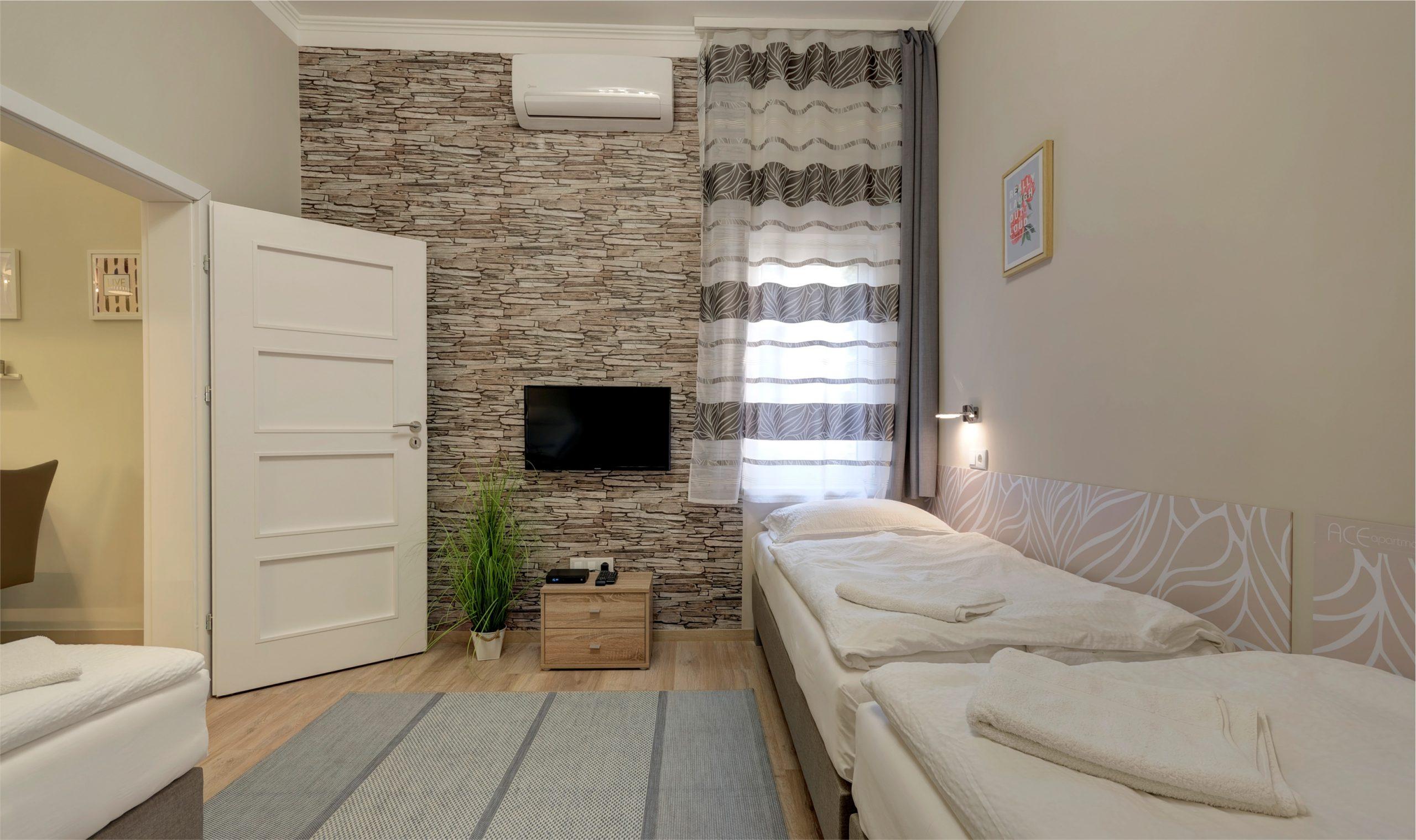 Földszinti apartman szoba 1