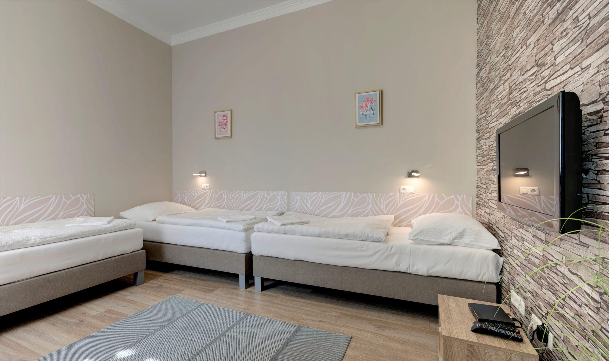 Földszinti apartman szoba 2